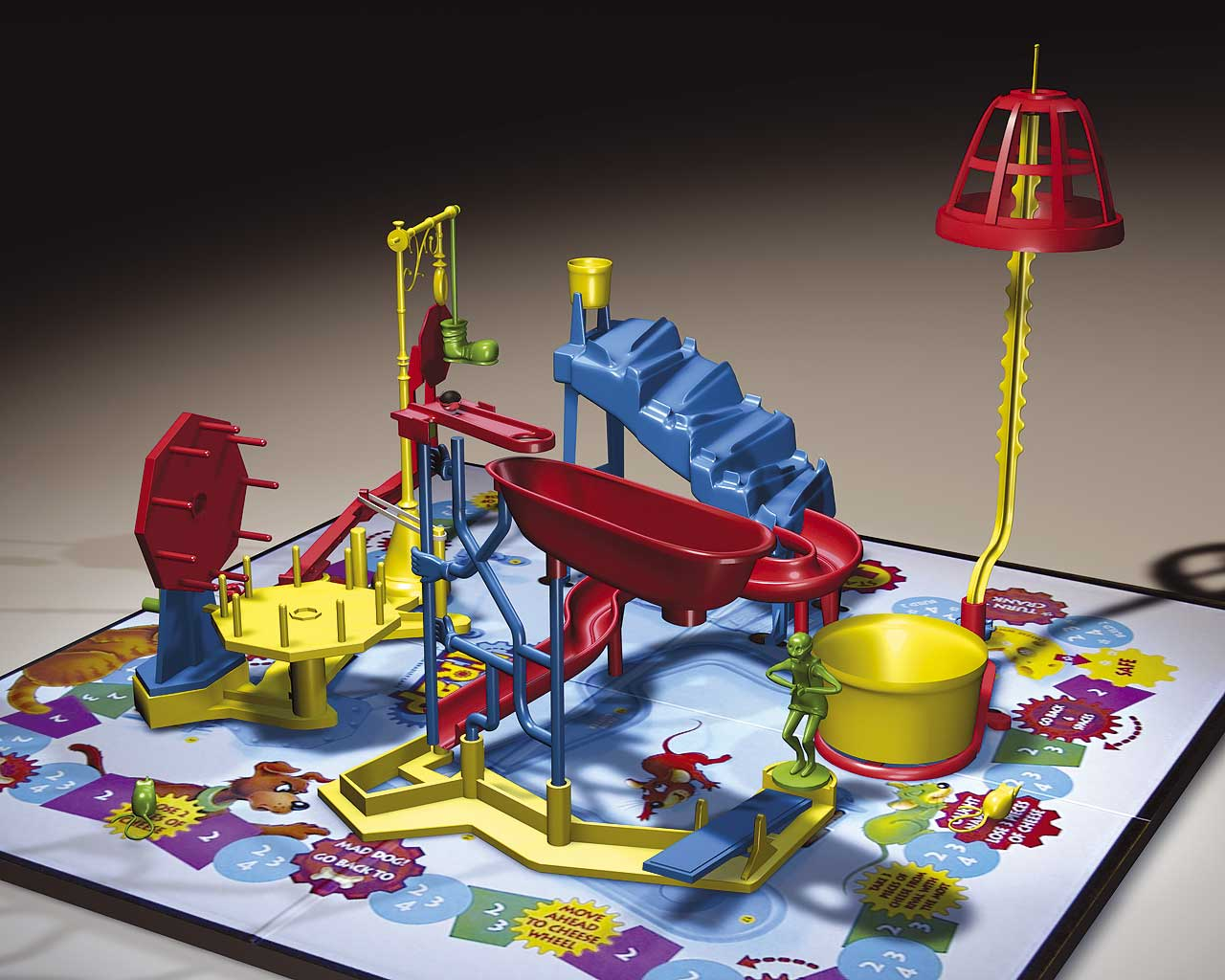 mousetrap simple machine